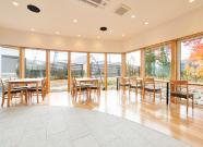 カフェの様な空間