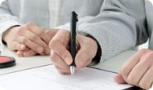 郵送でのご登録と登録料のお支払い
