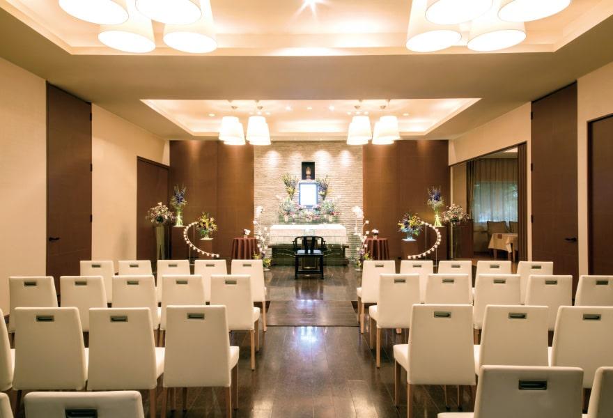 ウィズハウス北広島式場