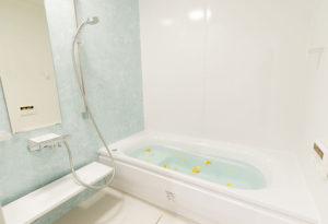 豊平橋バスルーム