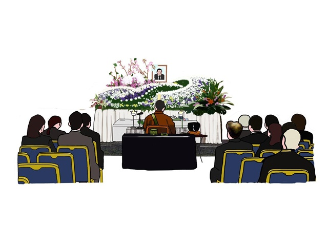 寺院のお経とお葬式